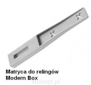 Matryca do relingów Modernbox